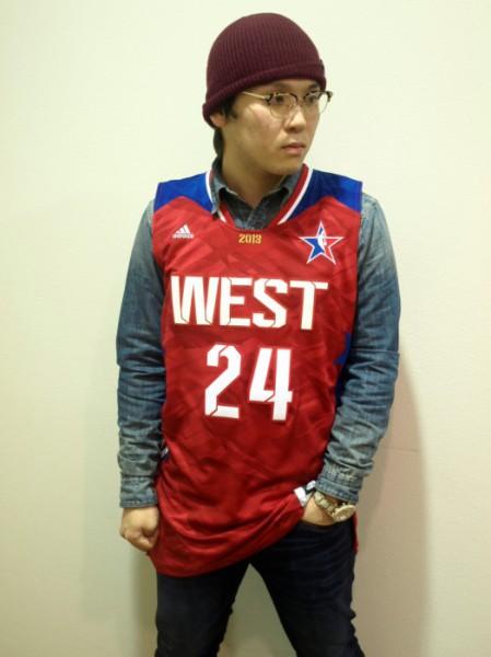 NBA ウェスト 24 コービー・ブライアント All,Star 2013 Swingman ユニフォーム 16,800円(税込)
