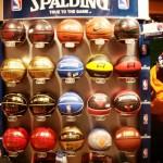 スポルディング、AND1のボールが大量入荷!!バスケプレイヤーにオススメ!!