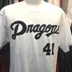 中日ドラゴンズ2014年版 プレーヤーTシャツが入荷!浅尾投手やドアラもございます♪