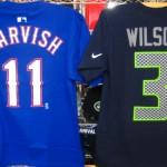NFL ラッセル・ウィルソン選手 MLBレンジャーズの春季キャンプ参加へ♪