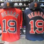 大人気!!ヤンキース黒田投手・レッドソックス上原投手のプレイヤーTシャツが入荷してきました。