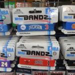 NBAシングルリストバンドが大量入荷♪アイバーソンなどの人気選手にNBAチームロゴ!