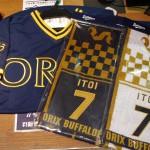 大阪でプロ野球グッズをお探しならセレクションへ!!オリックス、阪神グッズのご紹介☆彡