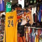 NBA 待望のインディアナ・ペイサーズ ポール・ジョージ#24ユニフォーム入荷しました!!