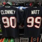 NFL 2014 新作ナンバーTシャツがセレクションに登場ッ☆