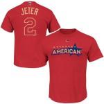 MLBオールスター2014☆プレーヤーTシャツや選手着用のキャップをご予約開始しています!