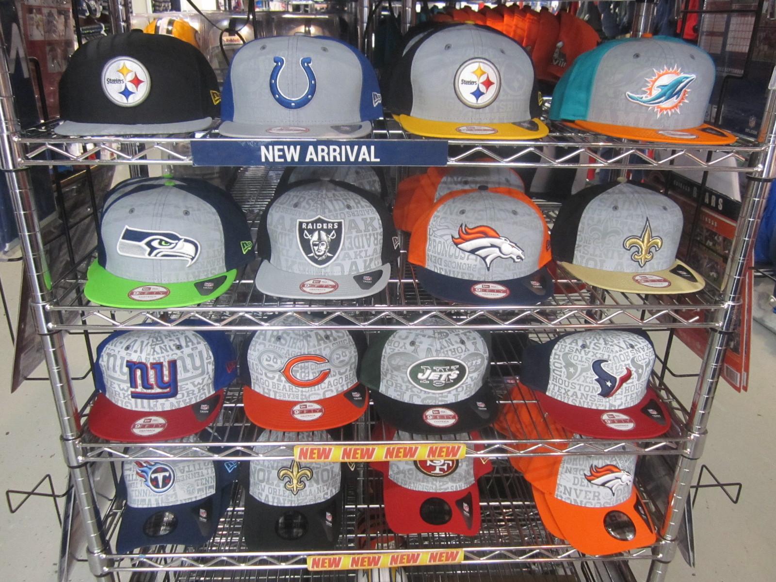 NFL 2014 ドラフトキャップ 今月中はお買い得です♪