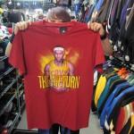 レブロン・ジェイムス古巣復帰記念Tシャツが入荷しております☆