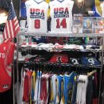USA代表が確定!2014FIBAバスケットボール・ワールドカップコーナー登場☆アメリカ代表のレアグッズも!