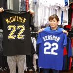 日米野球野球で来日確定のロビンソン・カノのTシャツも!MLB カーショー、マッカチェン、マチャド、ウェインライトなどなどMLBTシャツ再入荷!