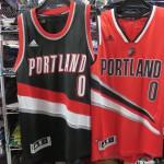NBA 9連勝中のブレイザーズ連勝はどこまで伸ばせるのでしょうか?リラード、オルドリッジのスイングマンユニフォームも販売中です!