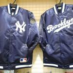 Majestic JPからとってもニューヨーク・ヤンキースのカッコイイサテンジャケットが入荷しました!!これは必見です(・ω<)☆★☆