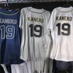 移籍が噂されていた金子千尋選手の残留が濃厚となりました! 金子選手のユニフォームナンバージャージも販売中です!