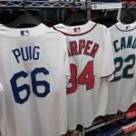 MLBユニフォームが新入荷&再入荷致しました☆カノー選手やモーノー選手のユニフォームを手に入れましょう(^^♪