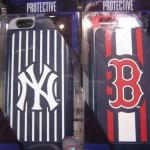 MLB ヤンキース、レッドソックスのiPhone6ケースが入荷しました(・ω<)☆