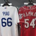 MLB キューバ選手との契約自由化決定❢❢セレクションでは、プイグ選手やアブレイユ選手のグッズを取り揃えております☆