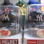 MLB ミニレプリカヘルメット!待望のグッズが入荷です!!