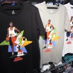 ジョーダンとバックスバーニーがデザインされた JORDAN AJ VII  WB S/S Tシャツが新入荷☆