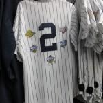 セレクション6月のキャンペーンはあのミスターヤンキースのジーター選手のユニフォーム!! 購入された商品のツイートで豪華賞品が当たるかも!?
