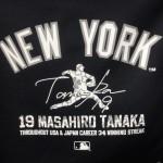 ヤンキース田中投手が復帰戦を7回9奪三振1失点で1カ月半ぶり3勝目!!