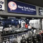 ニューヨーク・ヤンキースグッズならセレクションにお任せ!!ジーター、バーニー、田中将大投手などなど勢揃い!!