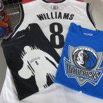 デロン・ウィリアムズのマーベリックス移籍決定❢❢ネッツ時代の商品は今後入手困難になりますのでお求めの方はお早めに(^^)