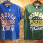 オールシーズン活躍間違いなし!!JUNKFOODとNFLの2015コラボTシャツが新入荷☆
