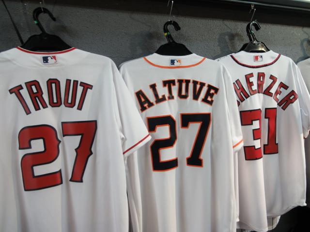 ついに、MLB開幕❢❢ 選手着用モデ...