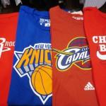 NBAロゴTシャツ再入荷!24種をどどーんと紹介!旧ロゴTeeも買うなら今がチャンス!!