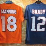 ファン定番アイテム!Majestic製 NFL ネームナンバーTシャツが新入荷☆
