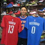 NBA  NET NUMBER TEE!!ウェストブルック、ハーデン選手も!!!