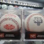 MLB 2015 オールスターゲームのオフィシャルボールとバーニー・ウィリアムス氏の引退記念ロゴ入りボールが新入荷致しました☆