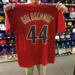 MLB超人気選手のTシャツが緊急入荷!!ハーパー、ペンス、スタントン、ブライアント、ゴールドシュミット。もう大人買い決定です。