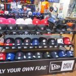 セレクション大阪店はCAP押し!47brandのプロ野球は人気爆発間近!?欲しいCAPが必ずあります!