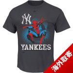 MLB マーベルヒーローズTシャツ!!新作のコラボグッズのご紹介です!