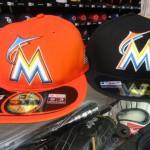 おまたせしました!!MLBマイアミ・マーリンズのフラッグキャップが入荷しました!!!