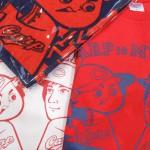 """広島カープとコラボした""""あの芸人さん""""のTシャツが発売となりました!!"""