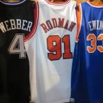 セレクション新宿店 NBA ユニフォームコーナーリニューアル!!&ソウルスイングマンジャージ続々入荷ლ(´ڡ`ლ)