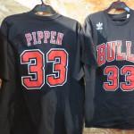 スコッティ・ピッペン ネーム&ナンバー Tシャツ!!90年代NBAファンのマストなアイテムです!