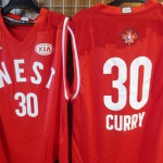 NBA 2016 オールスター カリーやコービーなど人気選手のTシャツとユニフォームが入荷!!