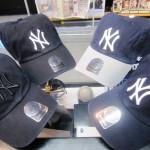 今日はプロ野球開幕日!そんな今日ですが問い合わせ殺到商品のヤンキース47ブランドのキャップが再入荷!