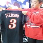 当店限定販売!完売していたアレン・アイバーソンTシャツが再入荷!ジェイソン・ウィリアムズも新入荷しました!