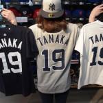 MLB ヤンキース田中選手先発!! マー君グッズならセレクション新宿店にお越しください!!(ノ´∀`*)