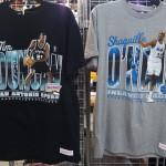 ミッチェル&ネス 人気選手Tシャツをご紹介します!アイバーソン選手からオニール氏まで盛りだくさん!!
