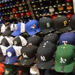 MLB!!キャップが大量入荷!!お好みのキャップもあるかもしれないですよ(*^^*)