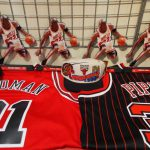NBA スタッフオススメ!!CHICAGOBULLS黄金期グッズをご紹介します!ジョーダンやピッペン、ロッドマンも!!