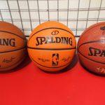 NBAオフィシャルボール入荷!!大人気カリー選手やコービー選手のボールも再入荷しました!!この機会をお見逃しなく!!