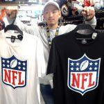 夏にオススメ!!大人気新作NFL Tシャツを紹介!!