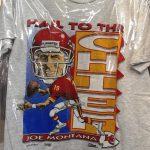 NFL 人気チーム・選手のビンテージTシャツが入荷しました!!モンタナ選手やブロンコスなど、早いもの勝ちです!!