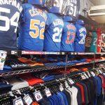 MLB 定番のチームロゴTシャツ、プレイヤーナンバーTシャツ再入荷しました!!!